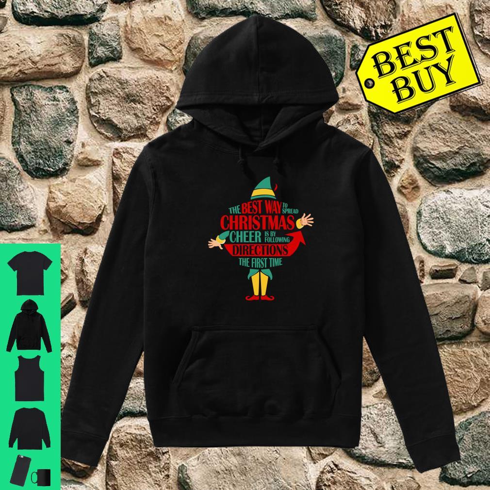 Teacher Christmas Cheer Teacher Gift Shirt hoodie