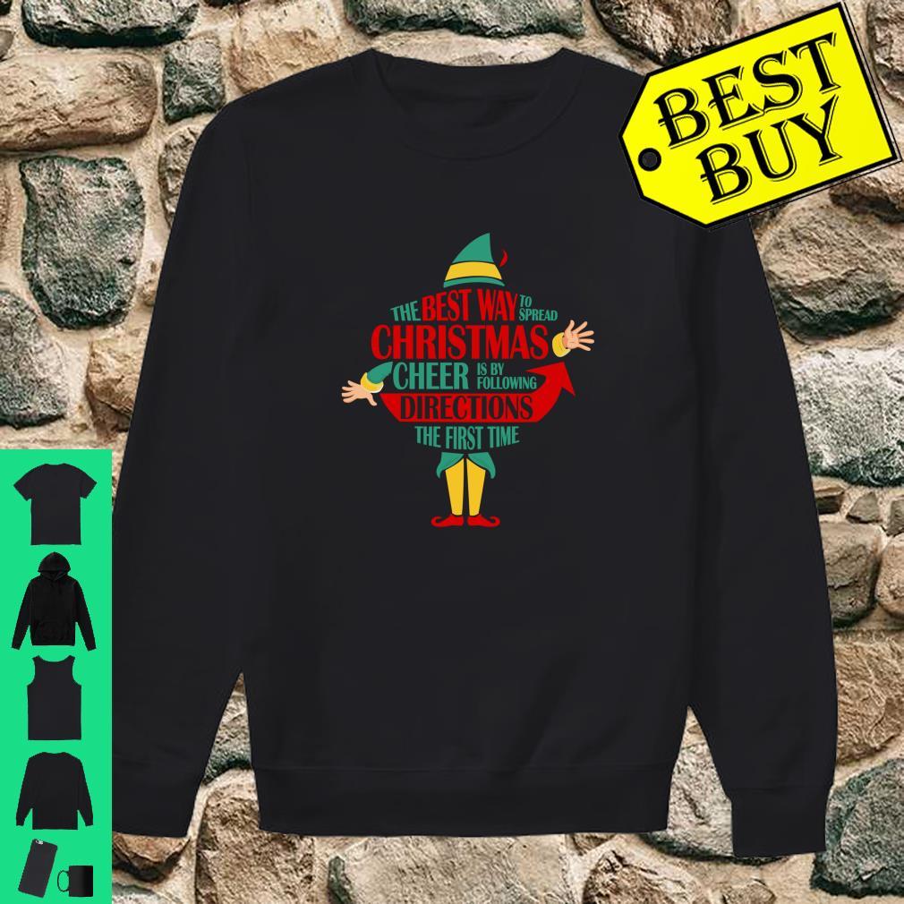 Teacher Christmas Cheer Teacher Gift Shirt sweater