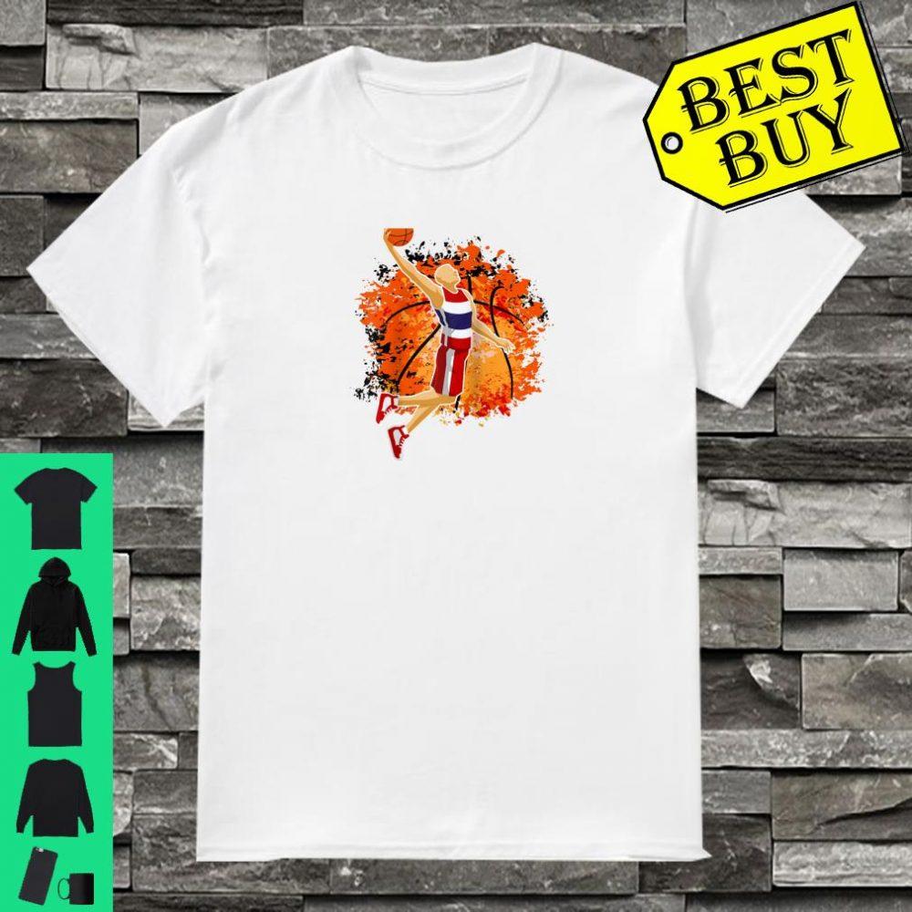 Thailand National Basketball Jersey Thai Slam Dunk Gift Shirt