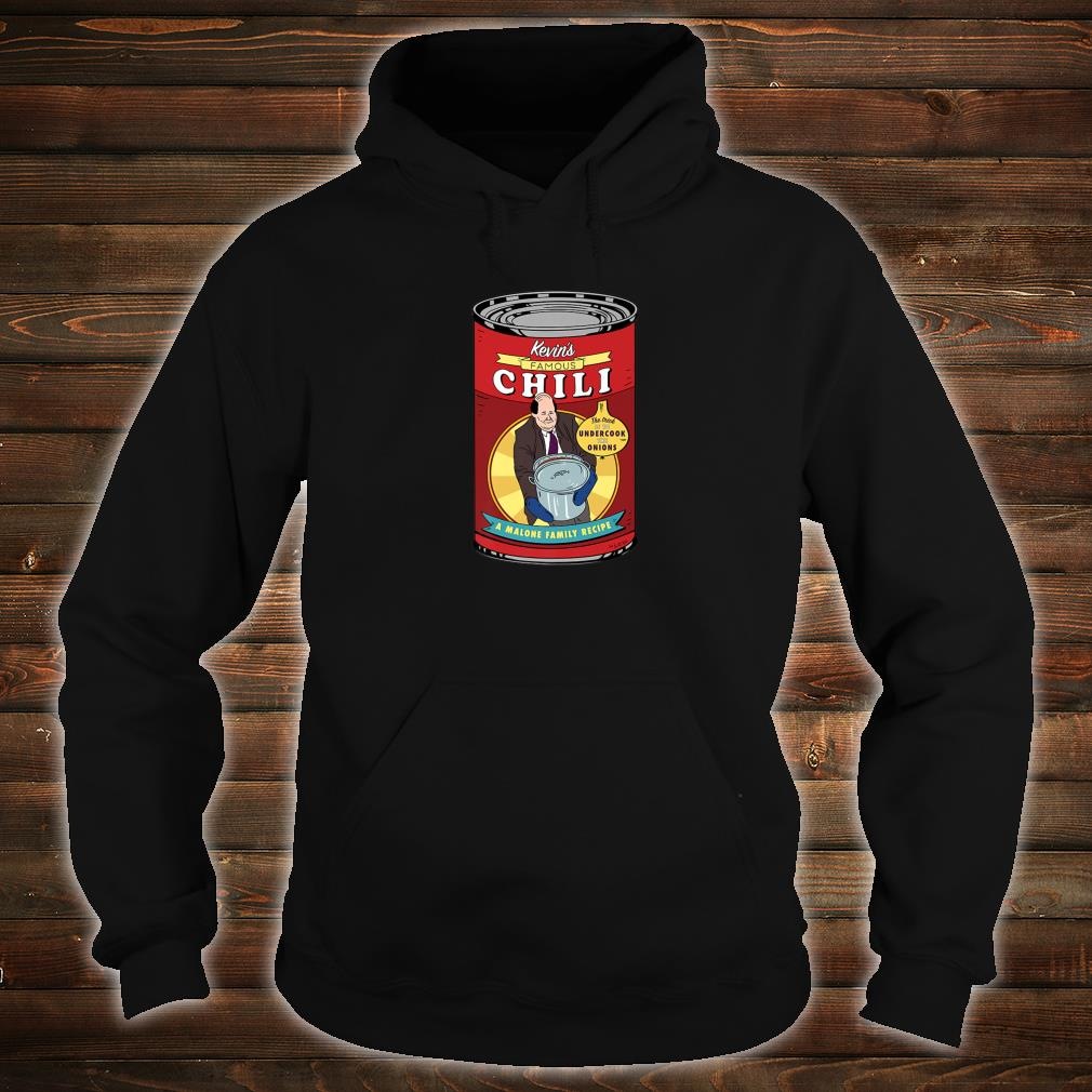 The Office Kevin's Famous Chili Shirt hoodie