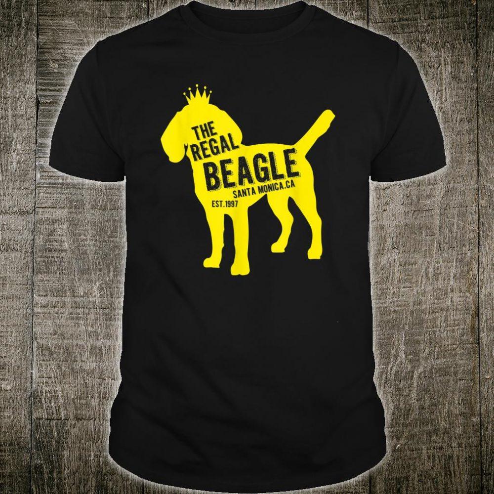 The Regal Beagle Beagle Shirt