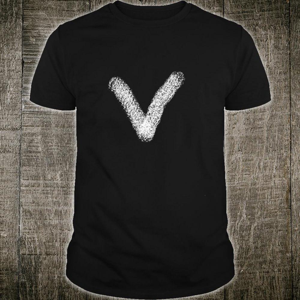 The Victory V Design Shirt