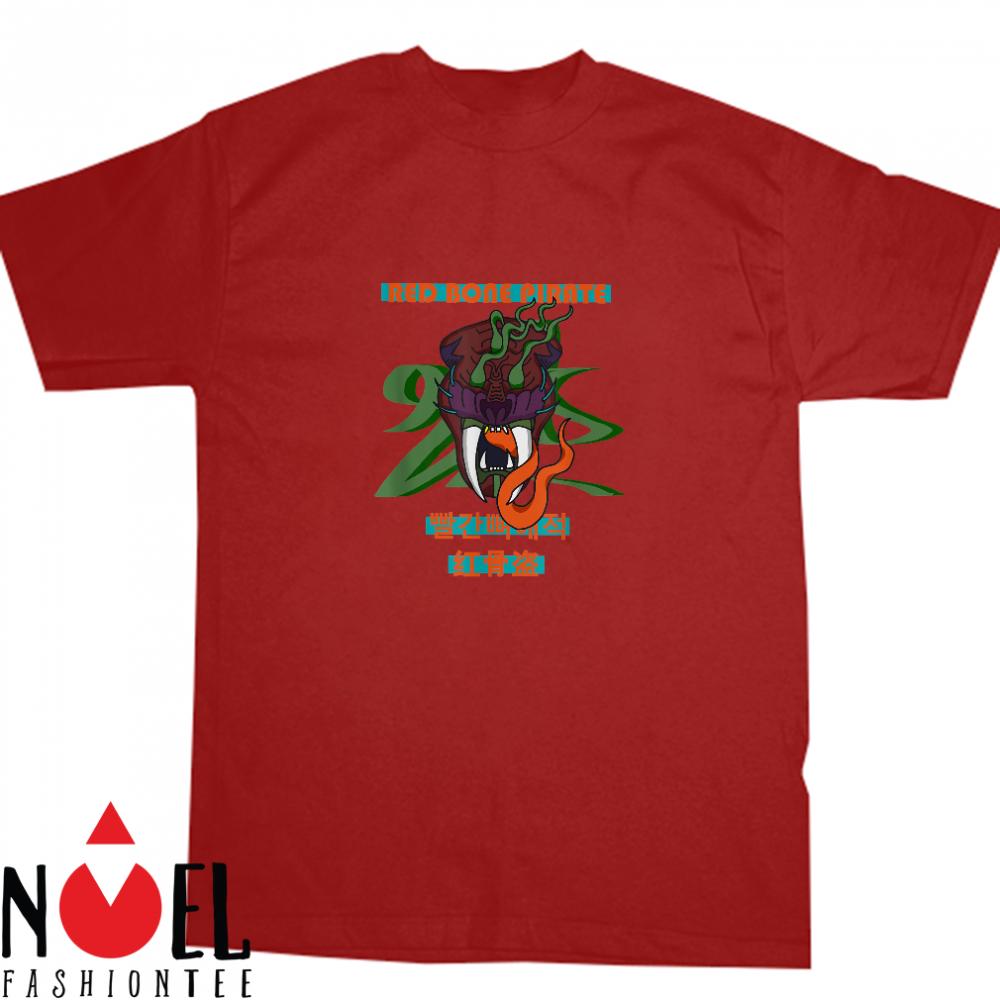 Three-Eyed Saber-Tooth Tiger Shirt