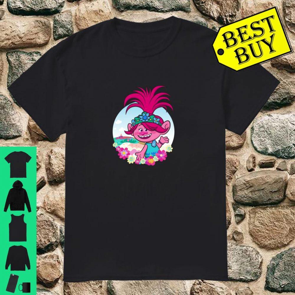 Trolls World Tour Poppy Land Langarm Shirt