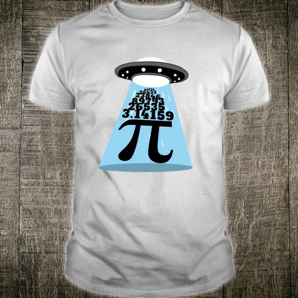 UFO Pi Pi Alien Abduction Shirt