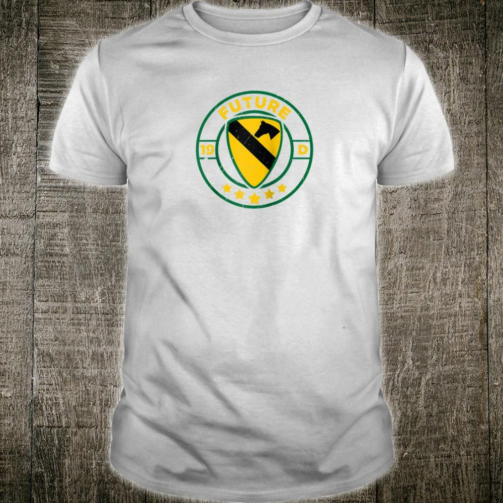 US Army 1st Cavalry Division Shirt America's First Team Shirt