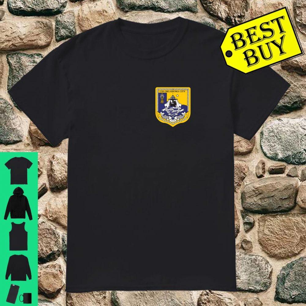 USS Oklahoma City SSN723 Shirt