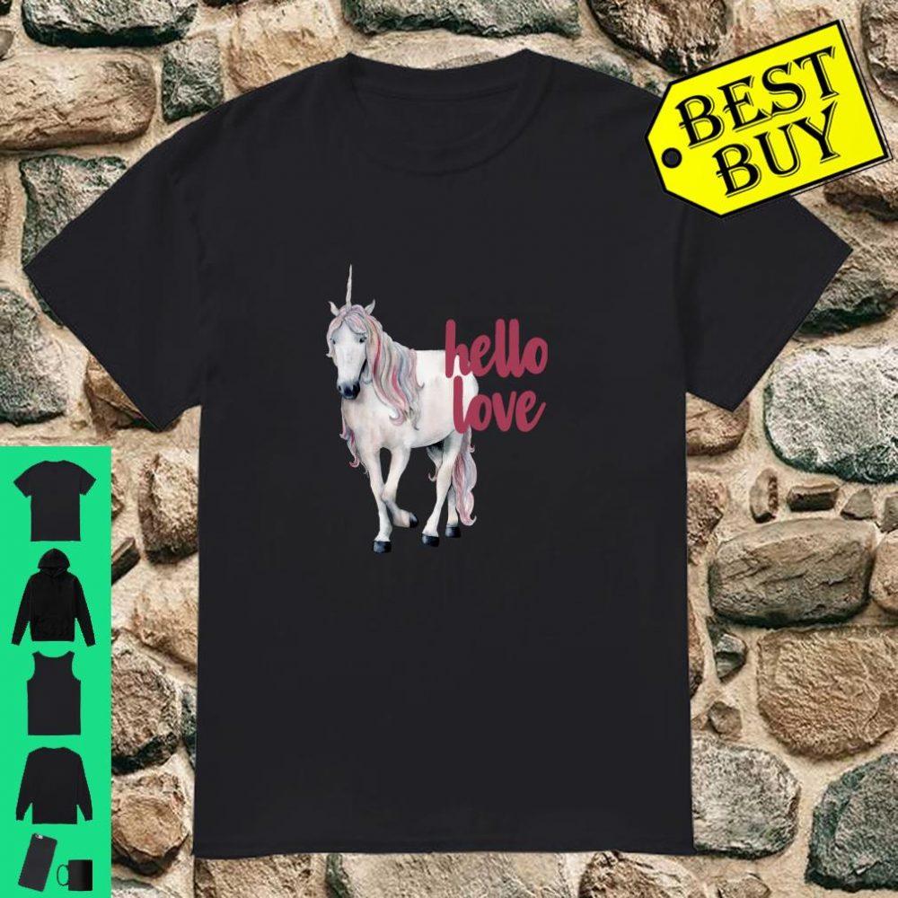 Unicorn Gift for Women Magical Animal Unicorn shirt