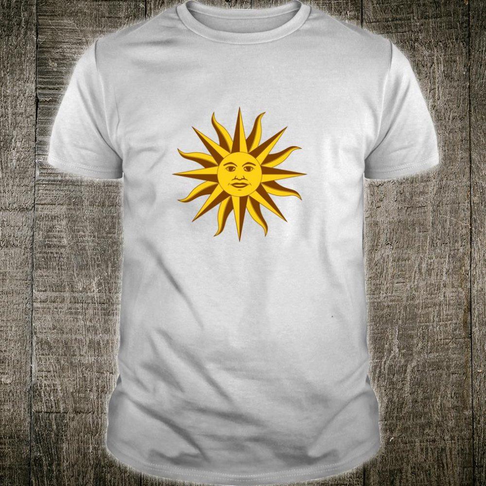 Uruguay Flagge Shirt