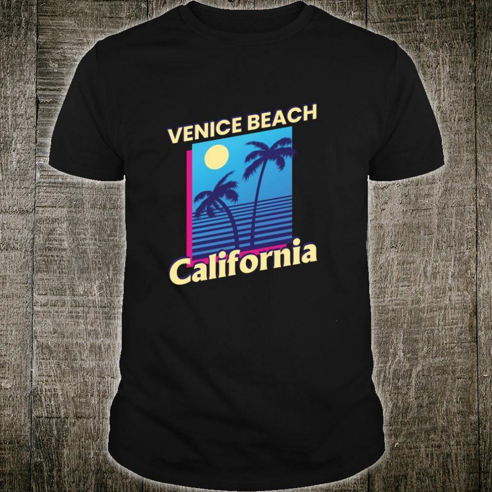 Venice Beach California Summer Family Vacation Shirt