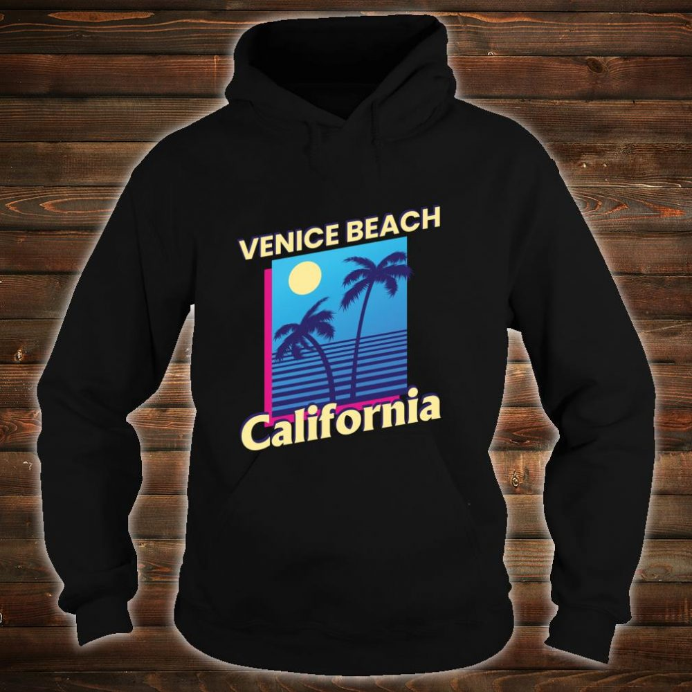 Venice Beach California Summer Family Vacation Shirt hoodie