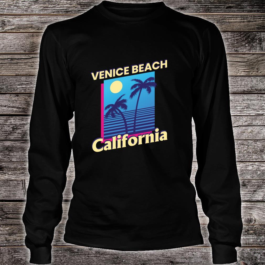 Venice Beach California Summer Family Vacation Shirt long sleeved