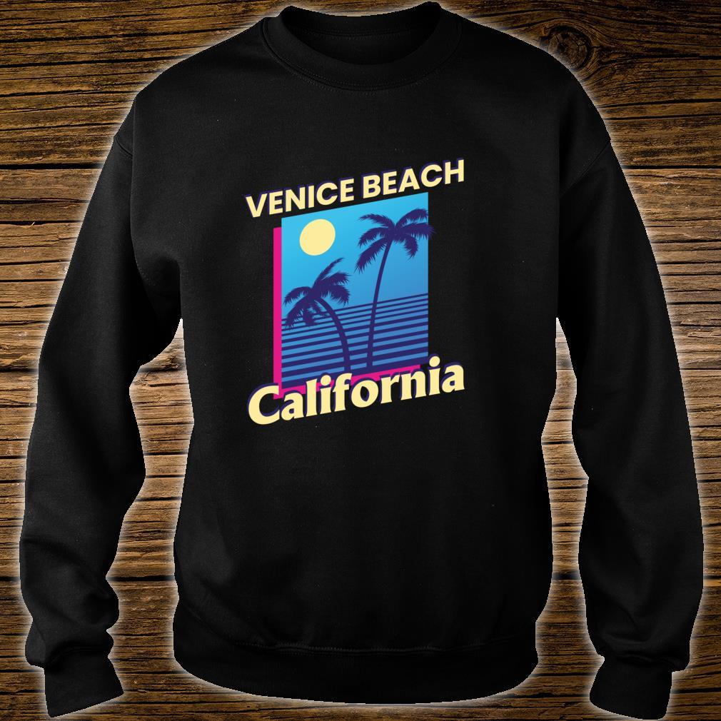 Venice Beach California Summer Family Vacation Shirt sweater
