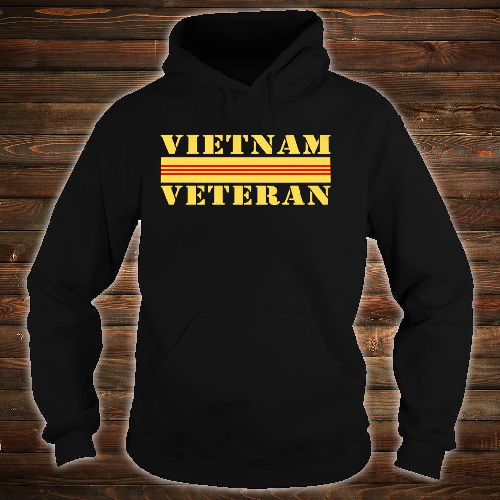 Veteran 365 Vietnam Veteran Shirt hoodie