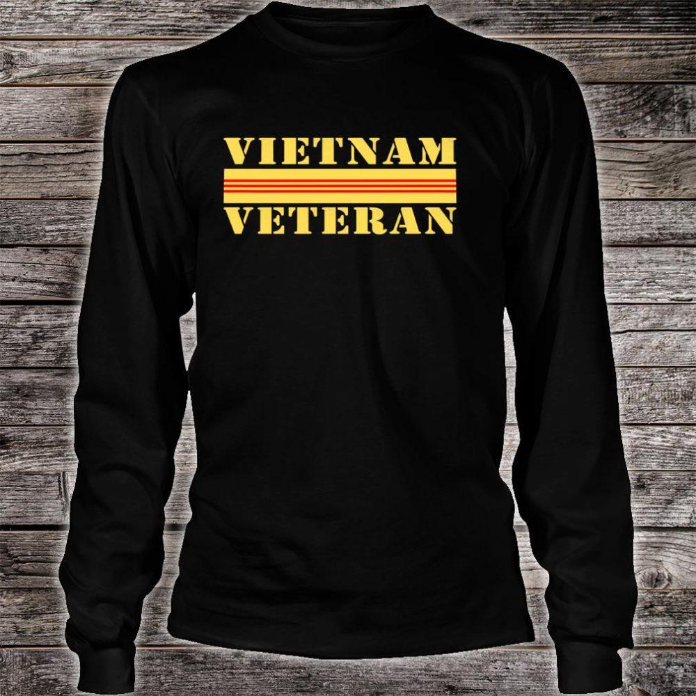 Veteran 365 Vietnam Veteran Shirt long sleeved