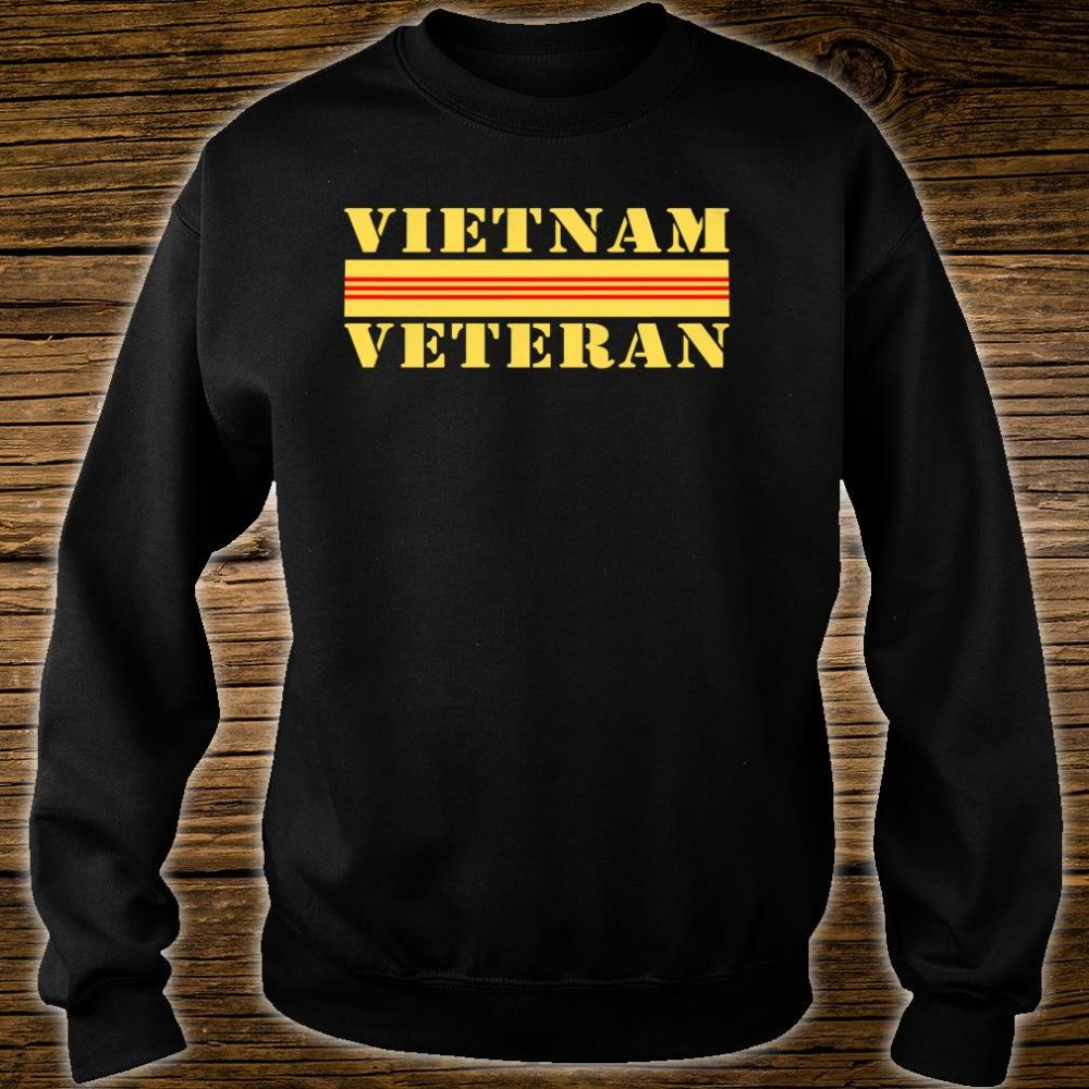 Veteran 365 Vietnam Veteran Shirt sweater