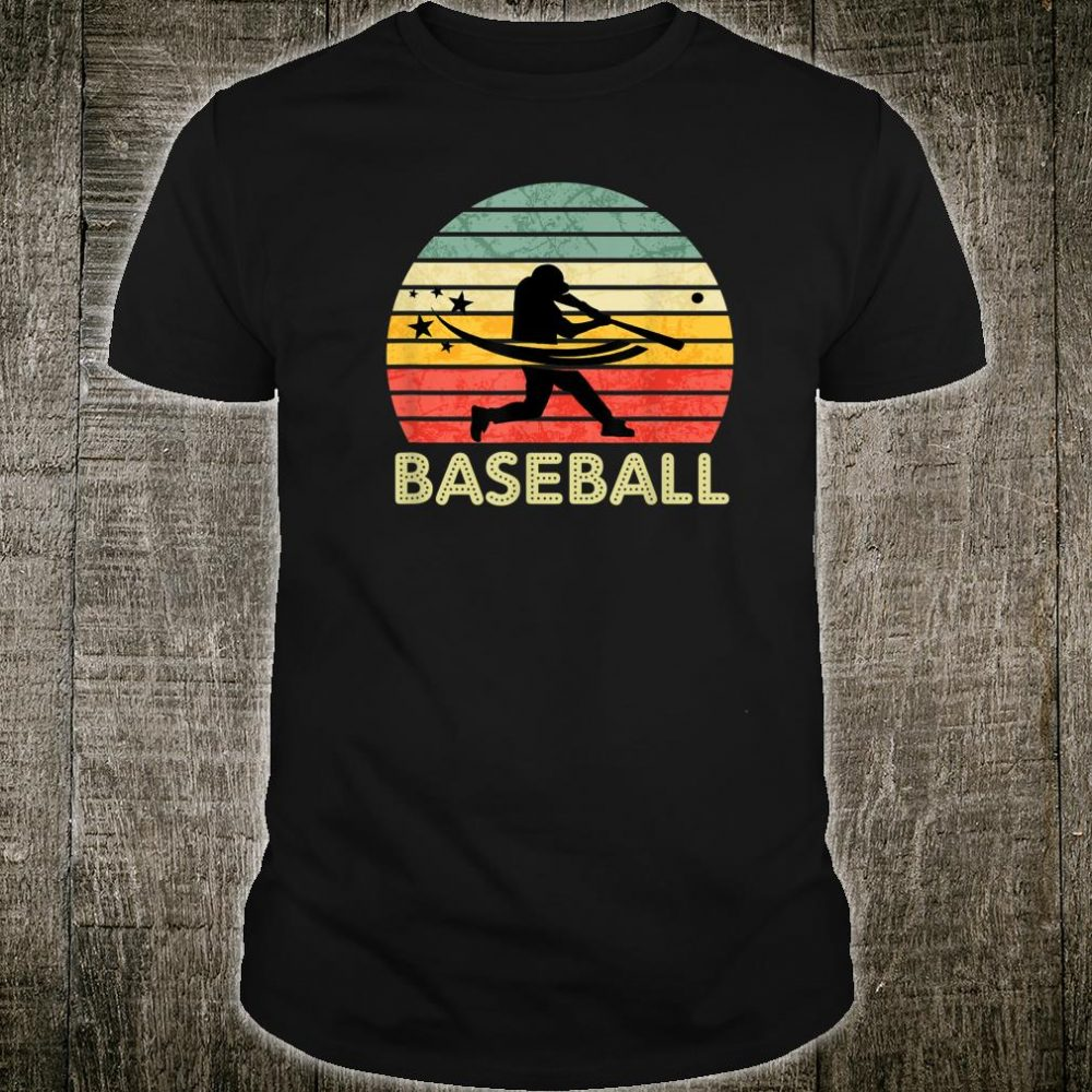 Vintage Baseball Shirt
