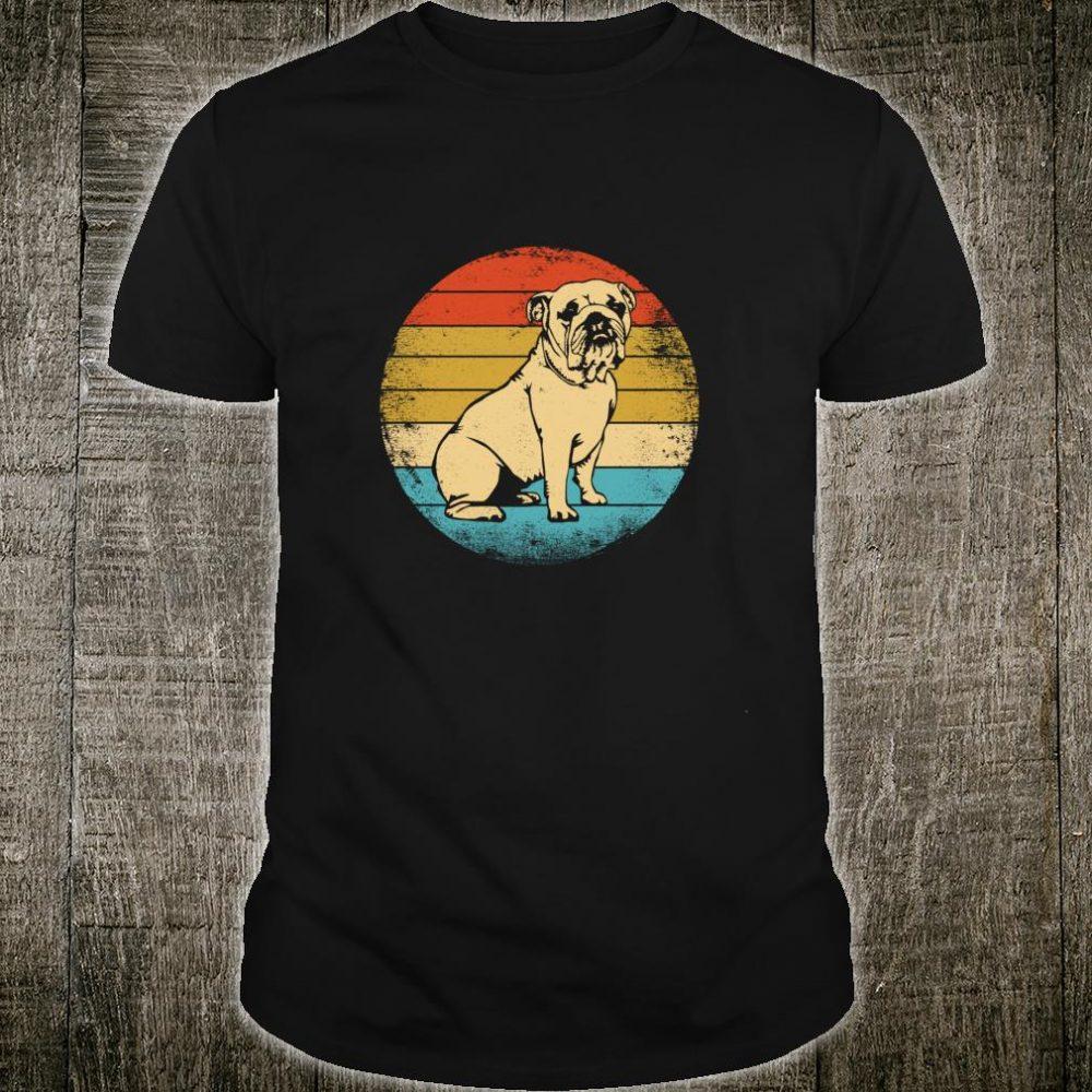 Vintage Bulldog Shirt