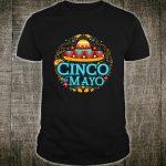 Vintage Cinco De Mayo Mexico Shirt