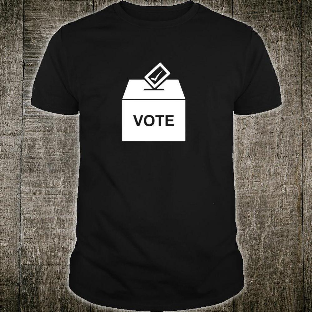Vote Ballot Democrat or Republican 2020 Election Shirt