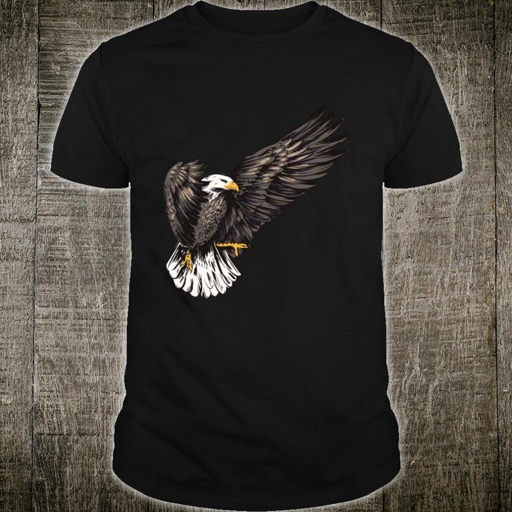 Weißkopfseeadler Vogel Shirt