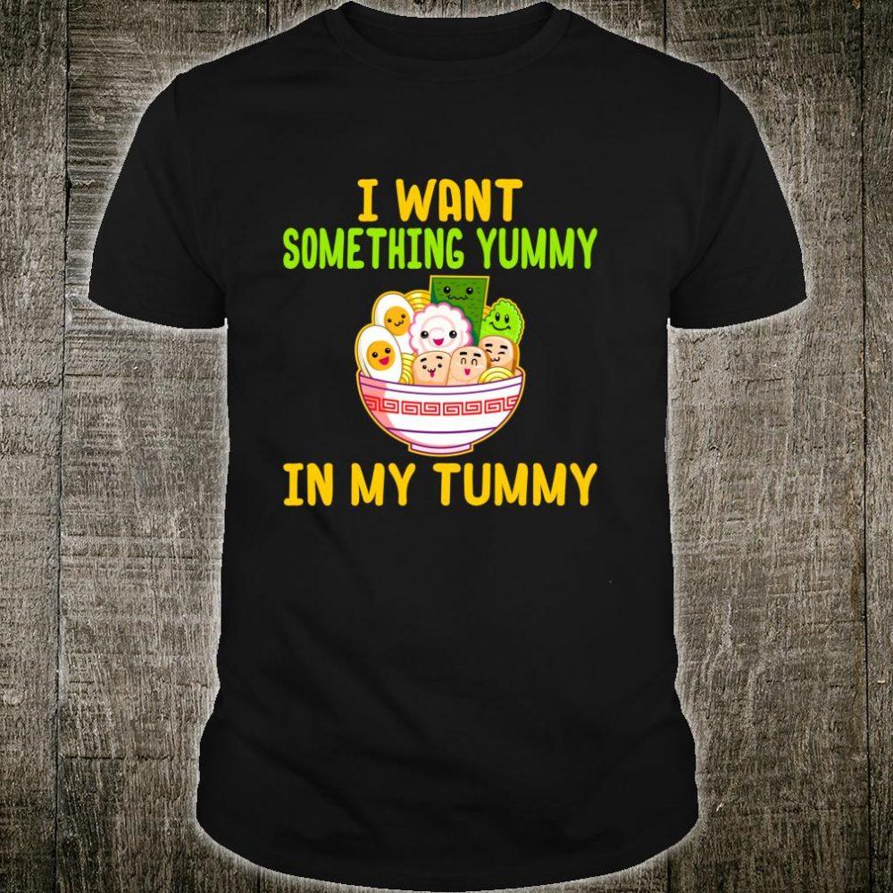 YUMMY IN MY TUMMY Shirt