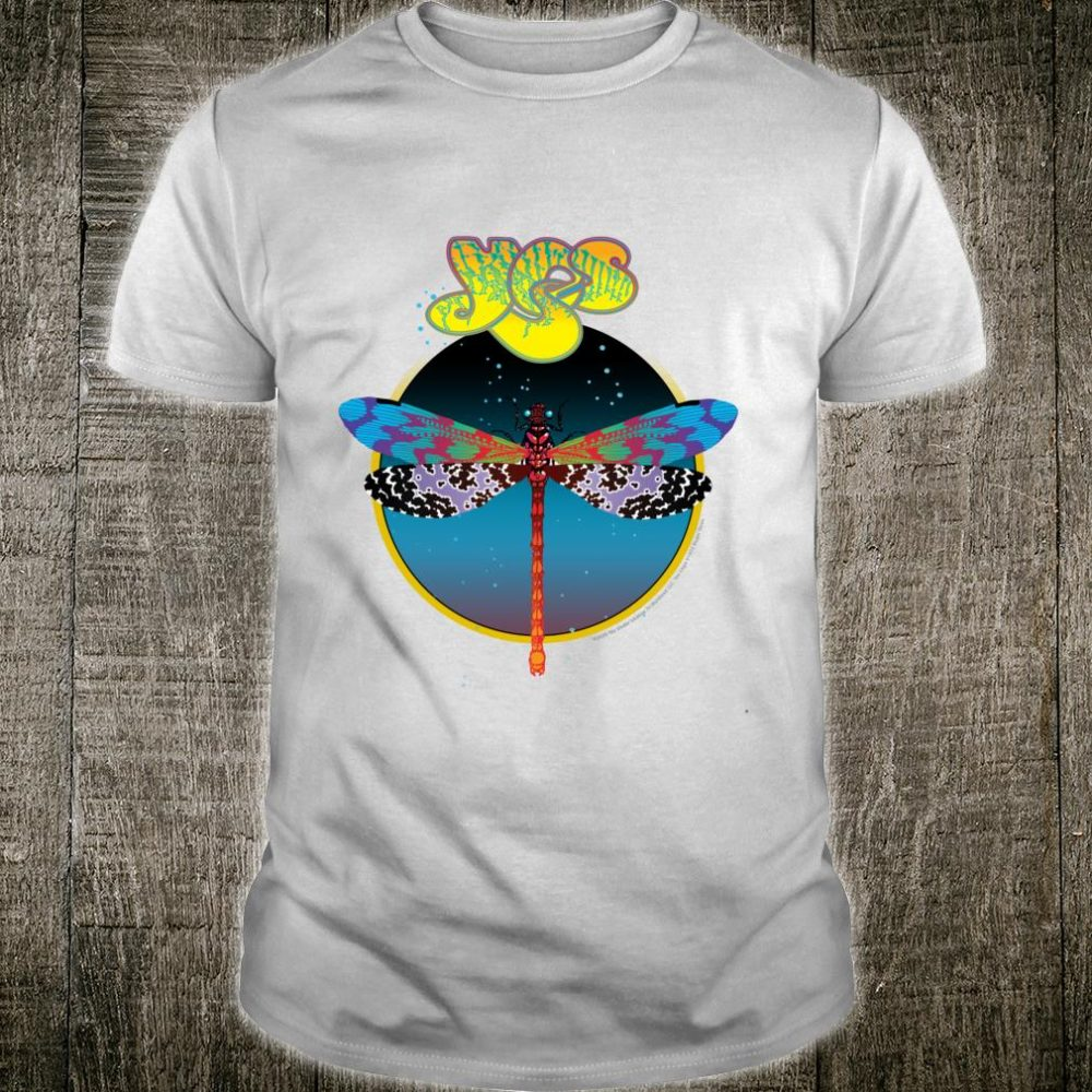 Yes Dragonfly Shirt