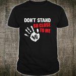 Zone 365 Sarcastic Social Distancing Shirt