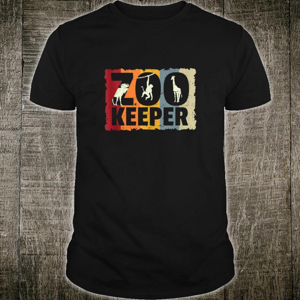 Zookeeper Zoo Animal Explorer Fun Safari Jungle Holiday Shirt